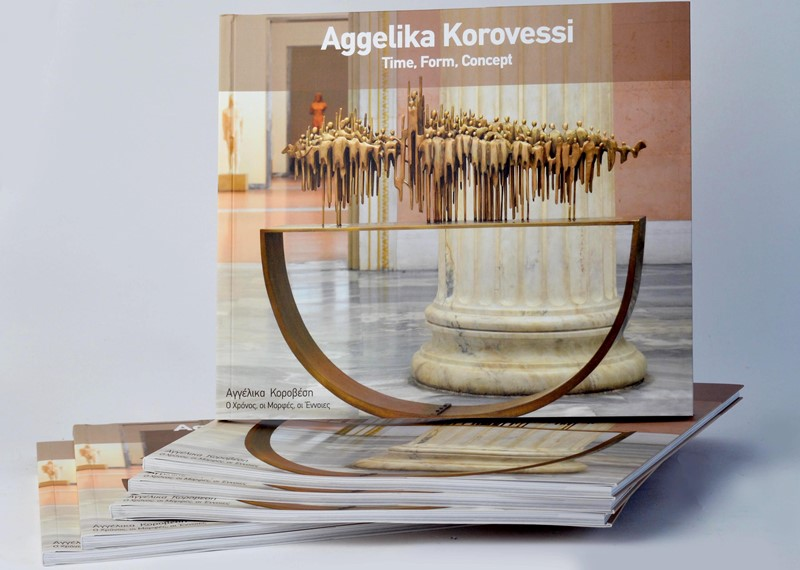 "Presentation of Aggelika Korovessi's art book, ""Time, Form, Concept"""