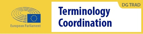 Logo of Terminology Coordination Unit – TermCord of the European Parliament
